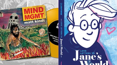 MIND MGMT & Jane's World