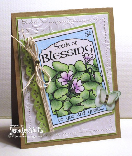 Seeds of Blessings