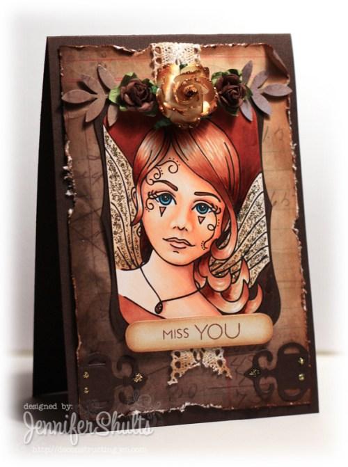 Miss You by Jen Shults