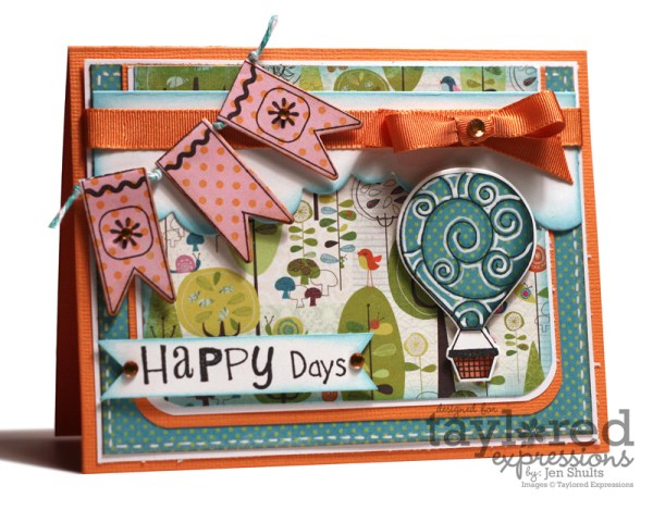 Happy Days by Jen Shults