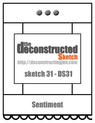 Deconstructed Sketch No. 31