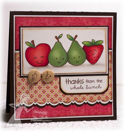 Fruity Friends by Jen Shults