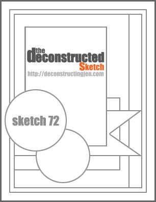 Deconstructed Sketch 72