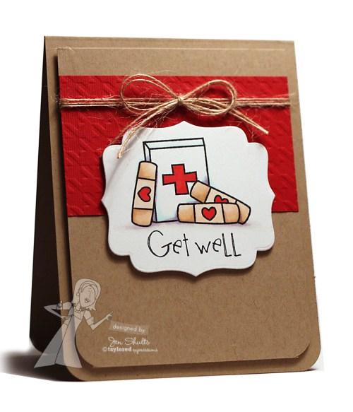 Get Well by Jen Shults