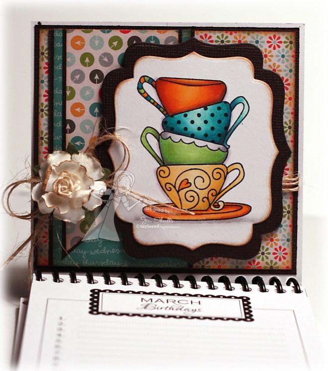 Tea-riffic by Jen Shults