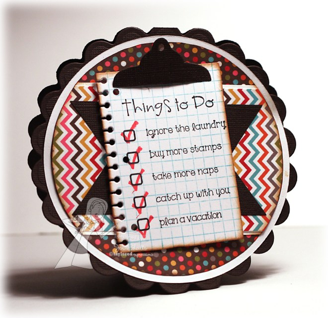 Things to Do by Jen Shults