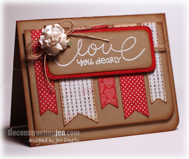 DS87 by Jen Shults, stamps from Paper Smooches