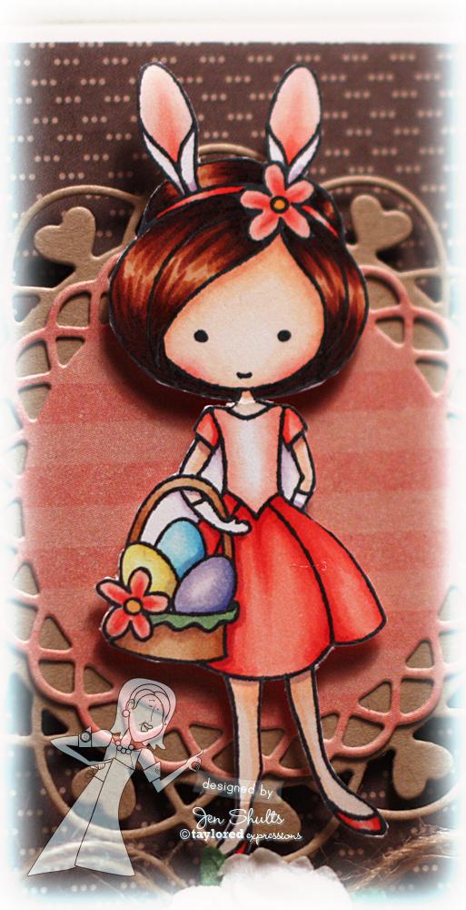 Easter Moka by Jen Shults