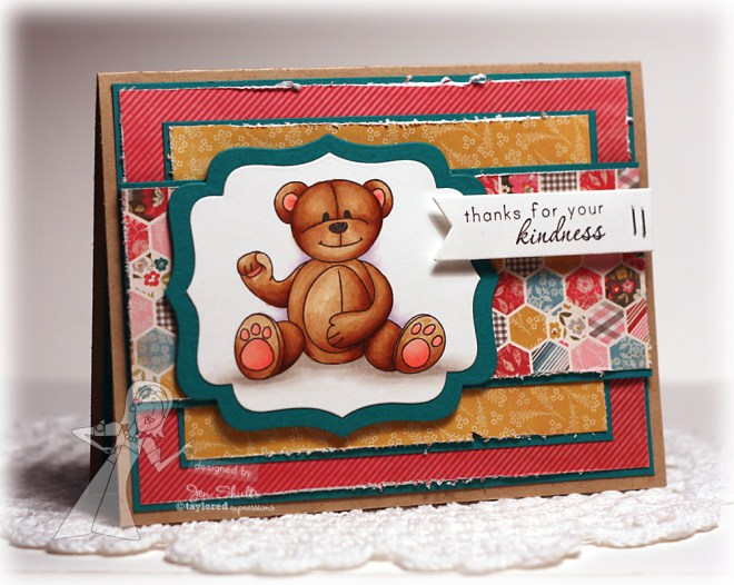 Kindness by Jen Shults for Taylored Expressions