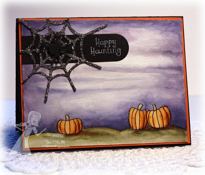 Happy Haunting by Jen Shults