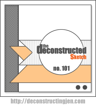 Deconstructed Sketch No. 101