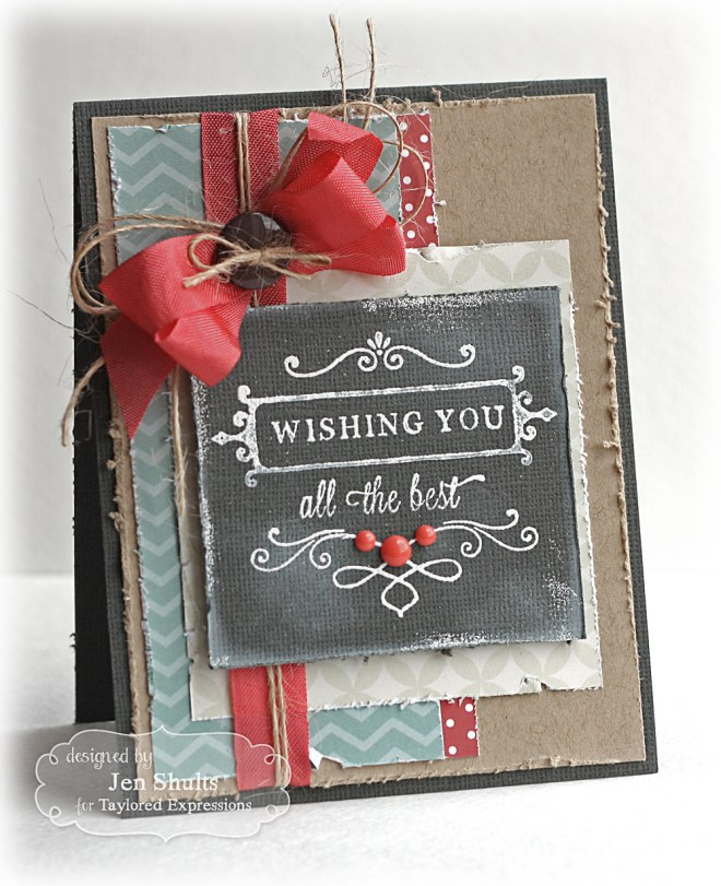Wishing You All The Best by Jen Shults