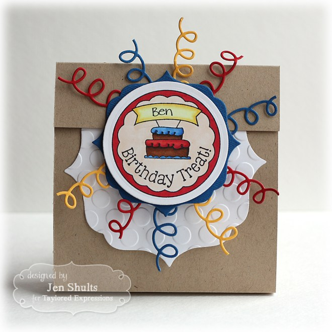 Birthday Treat by Jen Shults