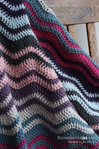 Ripple Blanket for Baby