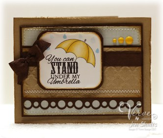Stand Under My Umbrella by Jen Shults