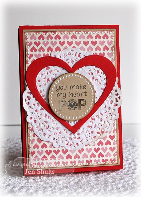 Pop Rocks Valentine by Jen Shults