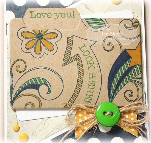 Love You! by Jen Shults