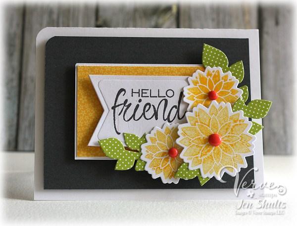 Hello Friend by Jen Shults
