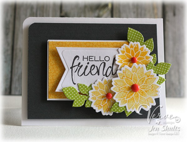 Hello Friend by Jen Shults