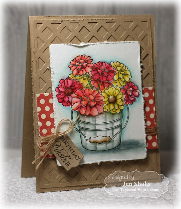 Birthday Wishes by Jen Shults