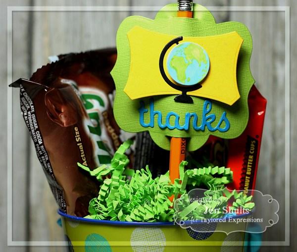 Thanks gift set by Jen Shults