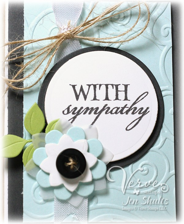 With Sympathy by Jen Shults