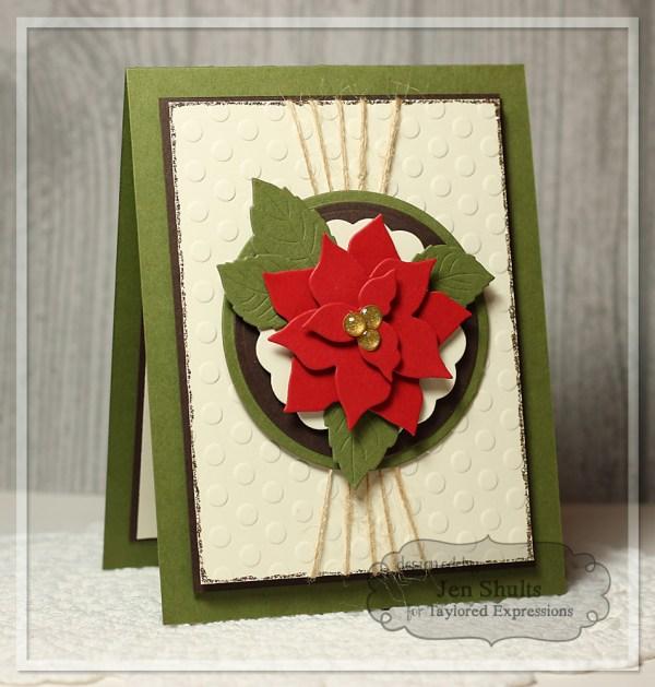 Poinsettia by Jen Shults