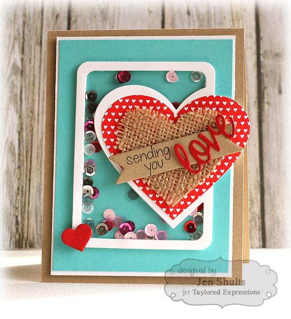 Sending You Love by Jen Shults