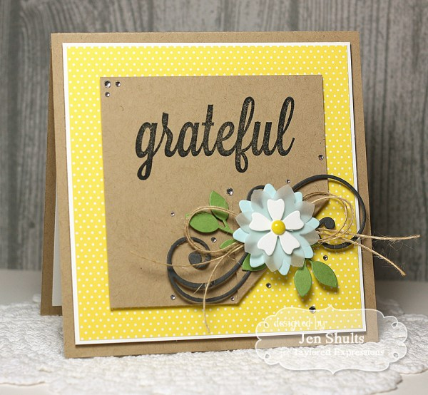 Grateful by Jen Shults