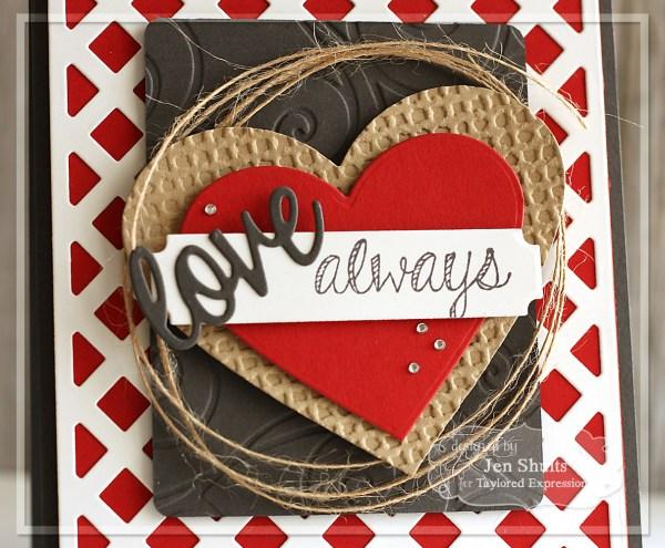 Love Always by Jen Shults (inspired by Stephanie Kraft)