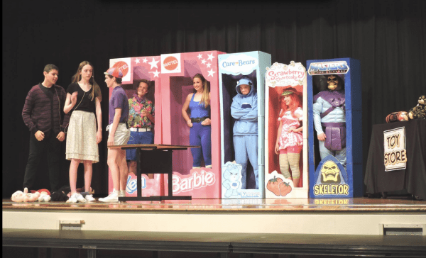 Toy Store @ 2015 Awards Assembly