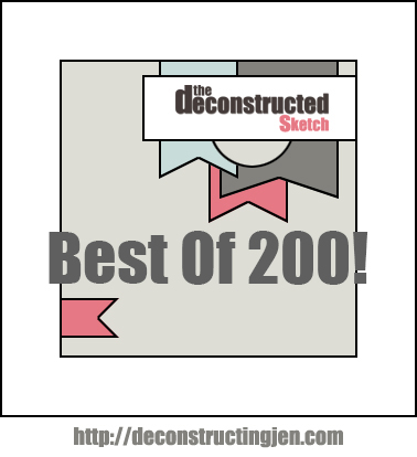 Deconstructed Sketch - Best of 200