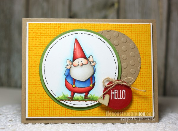 Hello Gnome by Jen Shults