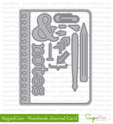 Store-SugarCuts-Notebook-Journal-Card
