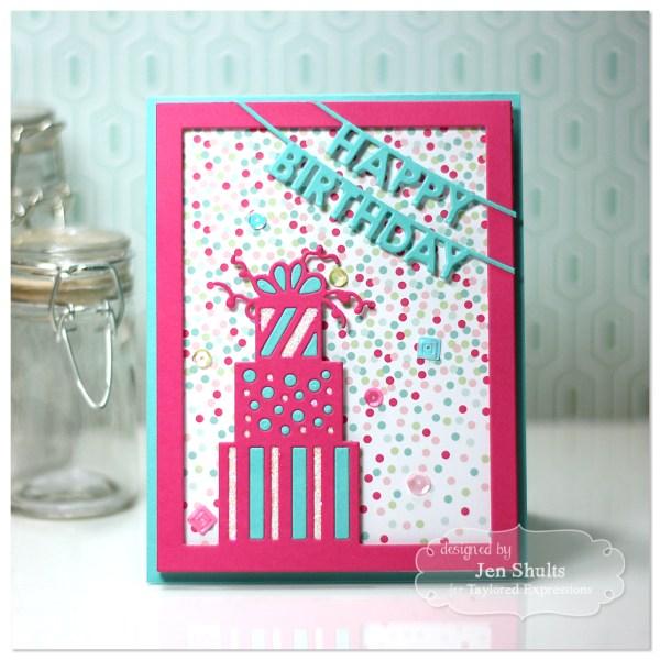 Happy Birthday by Jen Shults