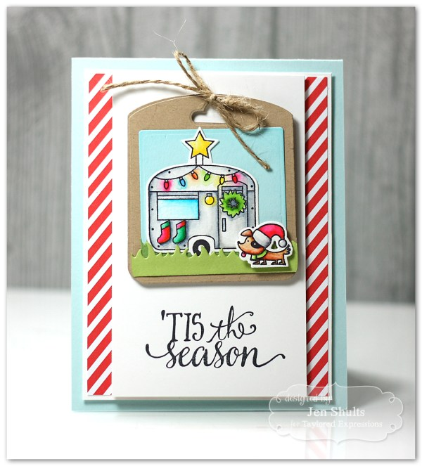 Tis the Season by Jen Shults