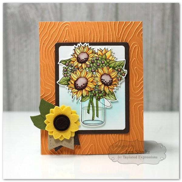 Sunflowers by Jen Shults