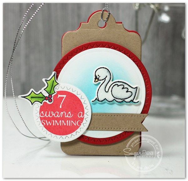 Christmas Tags by Jen Shults