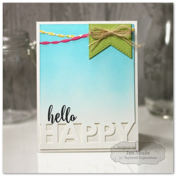 Hello Happy by Jen Shults