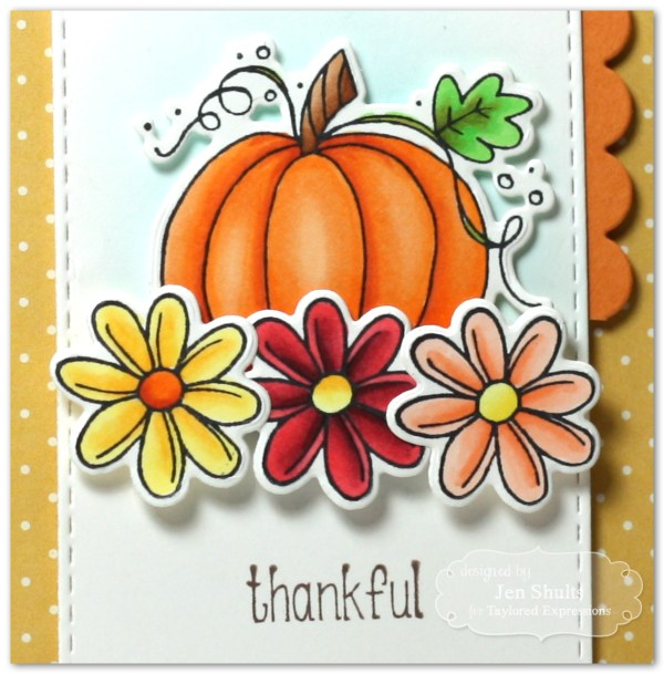Thankful by Jen Shults for Share Joy Challenge 10