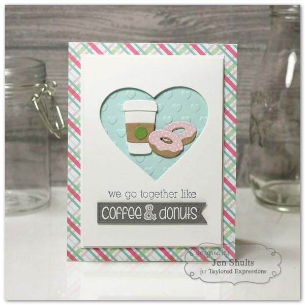 Coffee & Donuts by Jen Shults