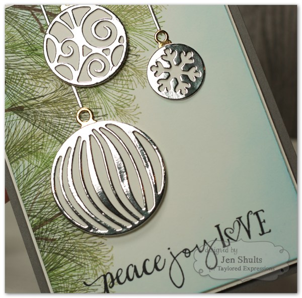 Peace Joy Love by Jen Shults