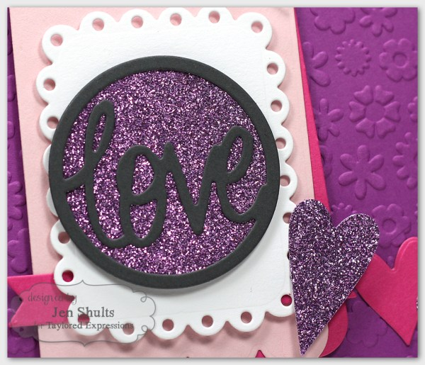Love by Jen Shults using Share Joy Challenge 17
