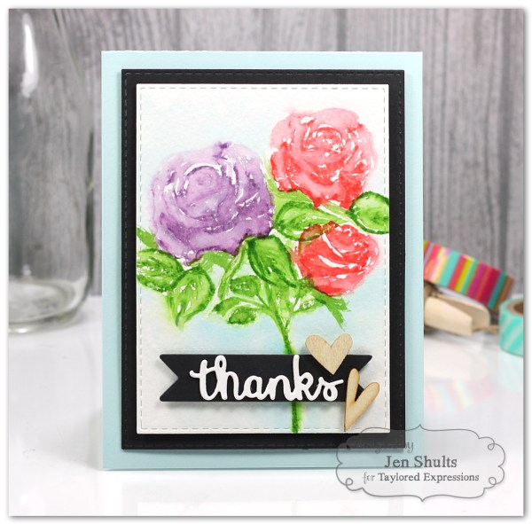 Thanks by Jen Shults using Share Joy Challenge 21