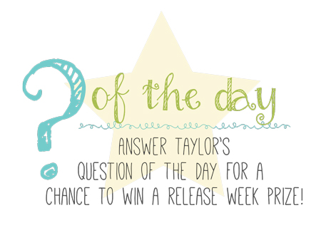 Taylored Expressions Question of the Day