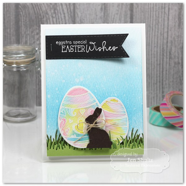 Egg-stra Special by Jen Shults