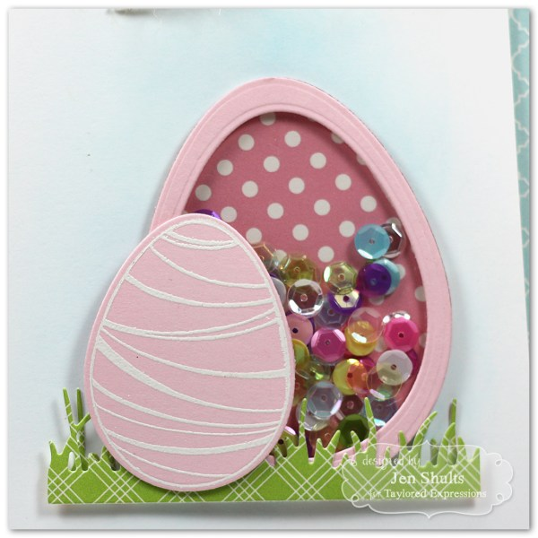 Happy Easter by Jen Shults using Share Joy Challenge 27
