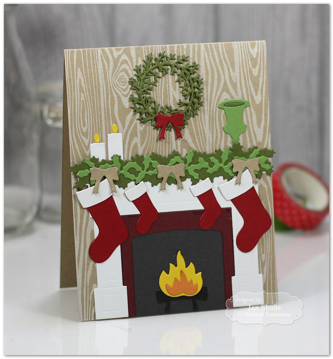 TE Sneak Peeks: By The Chimney With Care