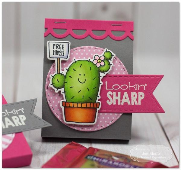 Lookin's Sharp Valentine Treats by Jen Shults