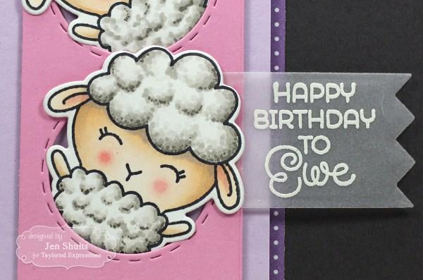 Happy Birthday to Ewe by Jen Shults